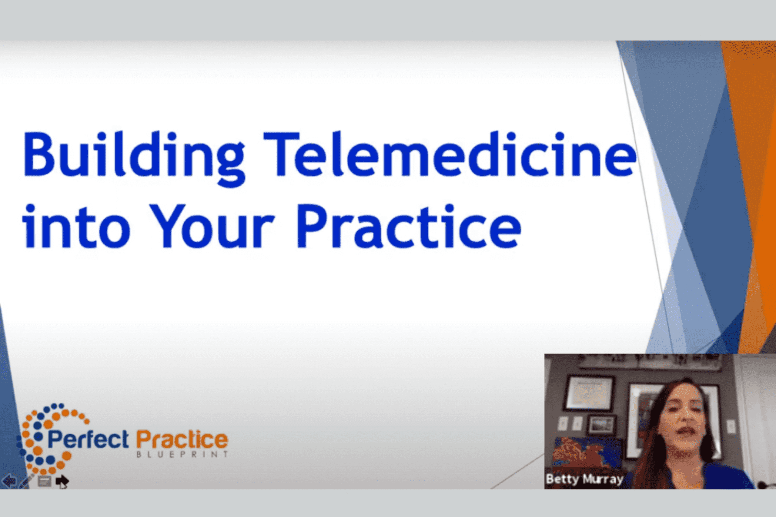 Perfect Practice Telemedicine Program - What You Need to Know​